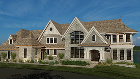 Cottage Estate | Lake Minnetonka  |  Stonewood