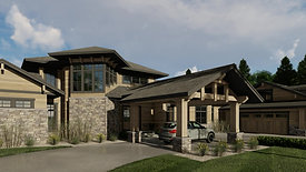 Transitional II  |  Prior Lake  |  Highmark Builders