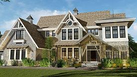 Hamptons Style   Woodbury     Custom One Homes