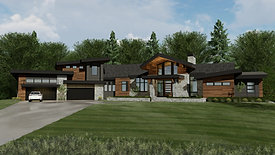 Mountain Modern  |  Sioux Falls  |  Skogen Builders