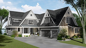 Lakeside Cottage  |   Prior Lake  |  Highmark Builders