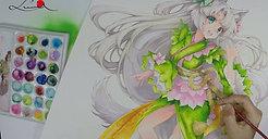Luma Aquarell Teaser