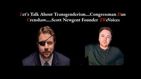 Crenshaw Interviews Newgent: Let's Talk About Transgenderism