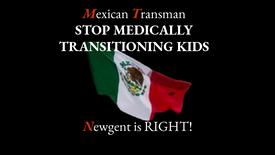 Scott Newgent Speaks Out in Mexico