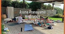 24 - 29  July 2020 Santosha Yoga Retreat