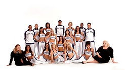 Dallas Cowboys Rhythm & Blues Photoshoot
