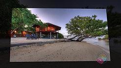 The Frangipani King Beachfront Cabana