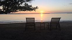 A romantic place for Sunrise