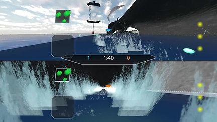 Aquadrenaline Alpha Footage