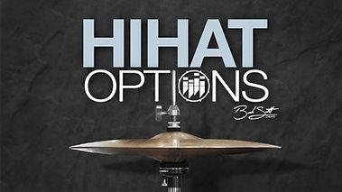 HiHat Options