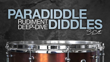 Paradiddle-Diddles | Rudiment Deep-Dive