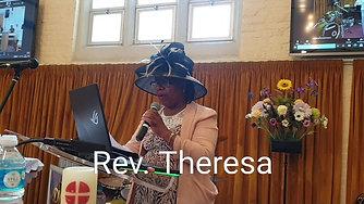 Reverend Theresa