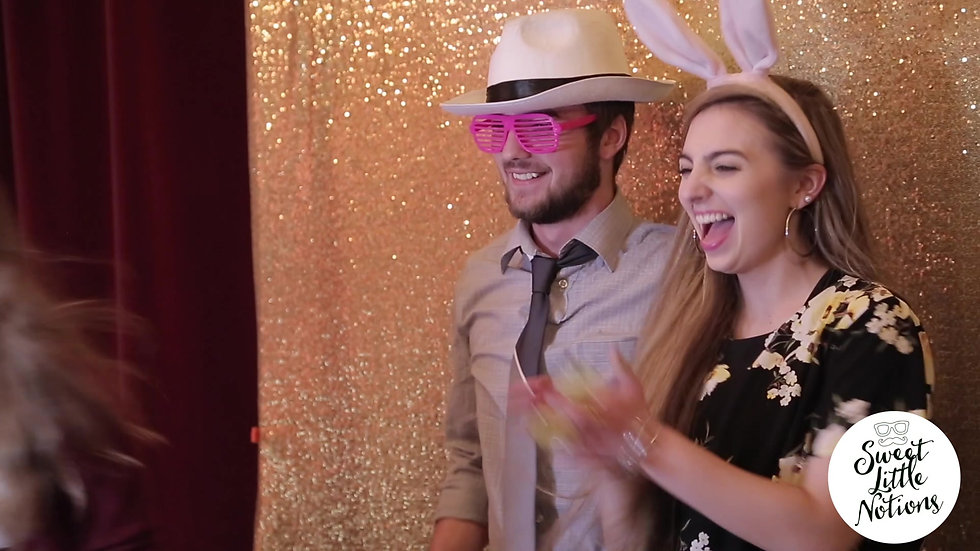Sweet Little Notions Photo Booth