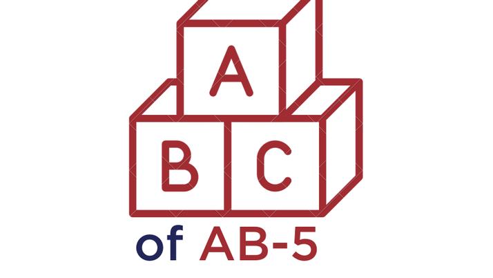 AB-5 Topics and Discussions
