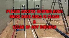 Scorpions Court Access