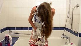 028 - SILVER'S FOAM & GUNGE BATH (2014)