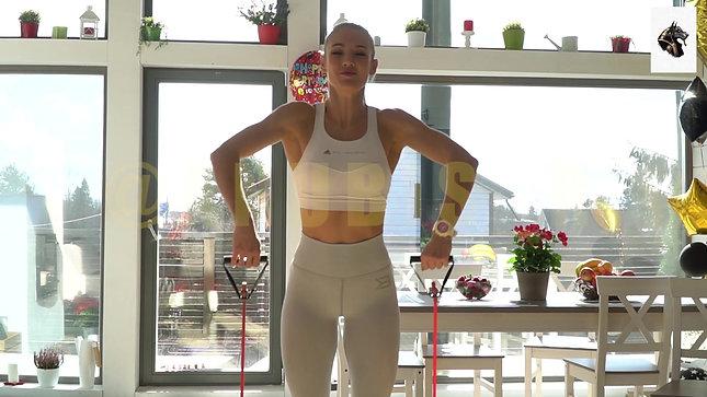 Тренировка С Марией Кузнецовой 2.0
