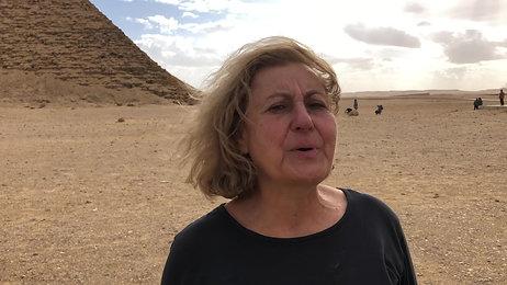 témoignage Estella Egypte