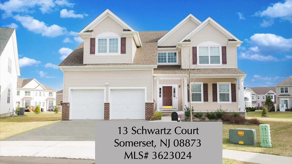 13 Schwartz Ct. Somerset, NJ