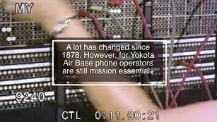 Military Base Phone Operator