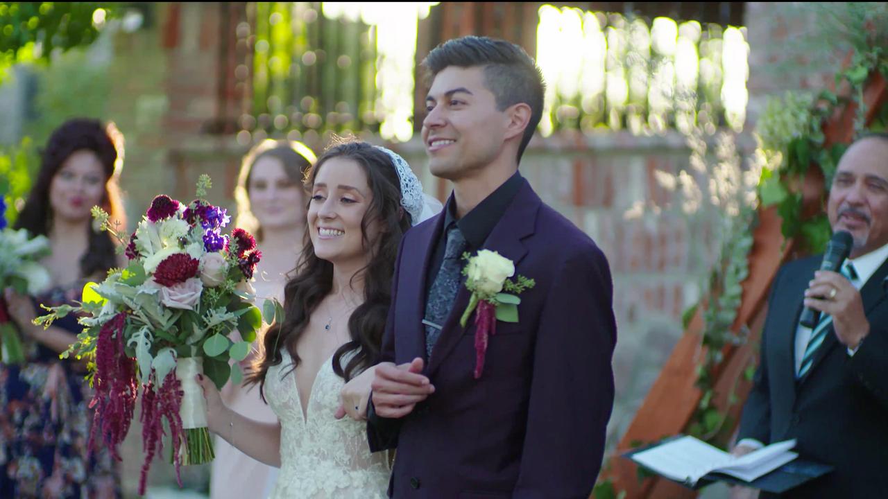 Our Wedding - Amanda & Eric