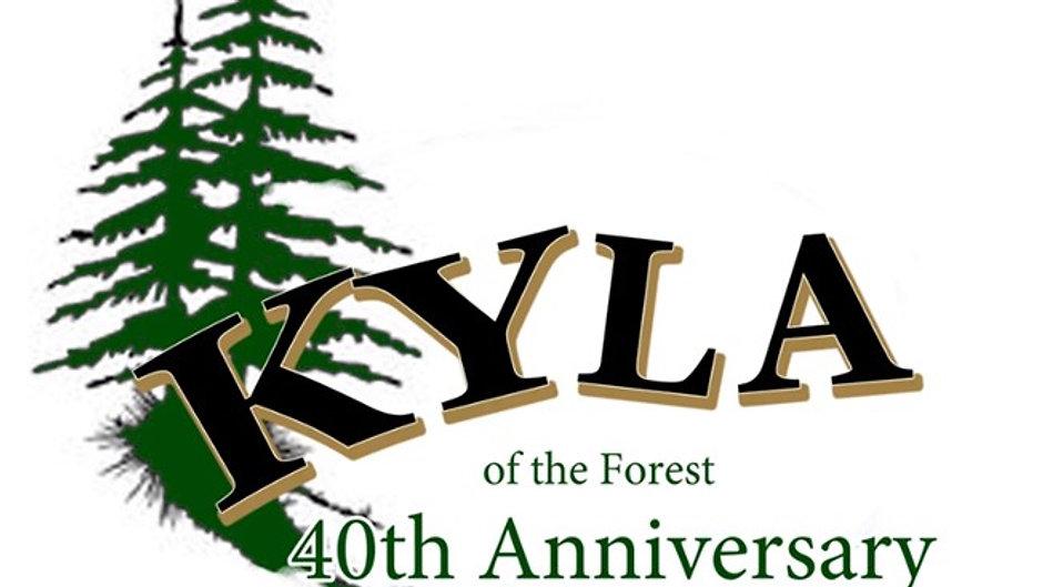 Kyla 40th Anniversary Celebration