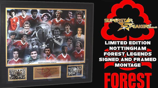 Nottingham Forest Miracle Men