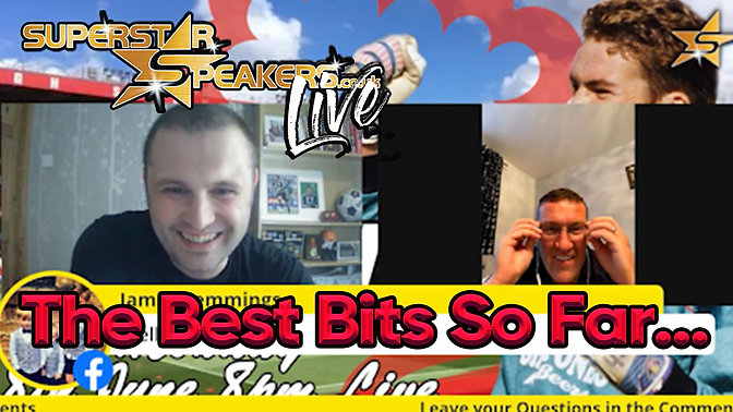 Highlights from our Live Online Shows!