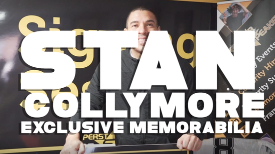 Stan Collymore Exclusive Memorabilia