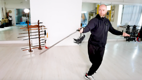 Rotating Sword Tutorial 3