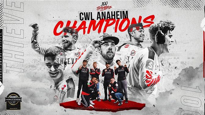 COD World League Anaheim: 2019 Recap Video