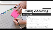 How Does Coaching Help?