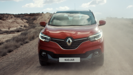 Renault Kadjar - Off Road
