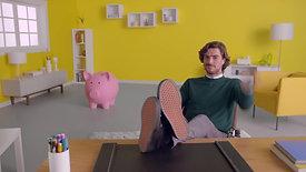 ORANGE - JeSuisPasséChezSosh - Piggy Bank