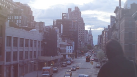 LACOSTE LIVE - NYC CITY GUIDE with JESSICA CONATSER