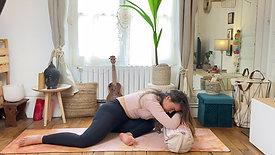 """Yoga au féminin: """"règles douloureuses"""""""