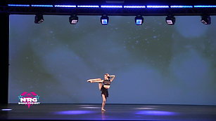"""I'll Be Me"" Ava Morgan- Phoenix Dance Academy"