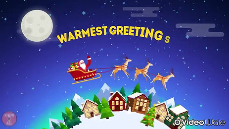 Its The Wondarfull Fully Animated Christmas WhatsApp Status-(MirchiStatus.com)