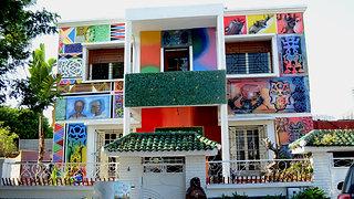 A la découverte du Centre Culturel Africain du Maroc