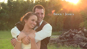 Brock & Jessica Highlight