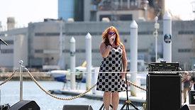 Kitty McGowan Kicking Off the Inaugural Steelpointe Yacht & Charter Show