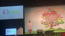 ECF & ECDA Kidstart Collaboration