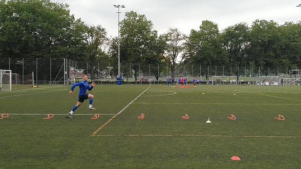 Sprinttechniktraining - FC Luzern