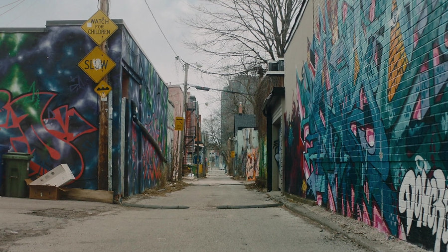 The New Yorker x Destination Canada - Poetry and Paint (DC)