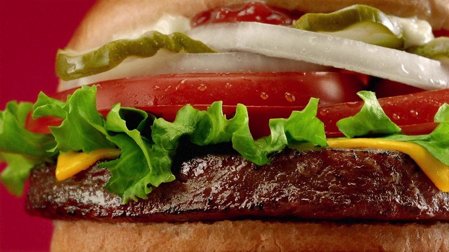 Wendy's Plant Based Burger