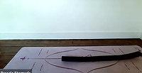 DUBBELE STRIP - bovenrug