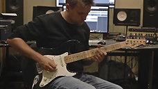 Артем, гитарная импровизация