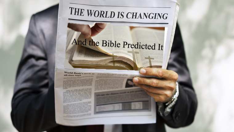 The Bible and Current Events