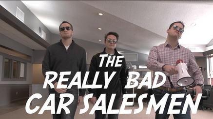 Bayird - Really Bad Car Salesmen