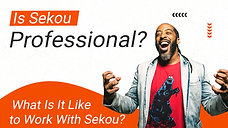 How Is Sekou To Work With?
